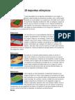 25 deportes olímpicos.docx