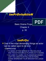 4 - ImPrOvisAtioN