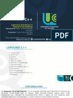 PRESENTACION C++