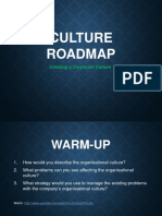 Corporate Culture Roadmap - Lesson 4