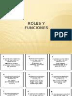 PPT Roles y Funciones