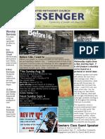 Messenger 08-25-16
