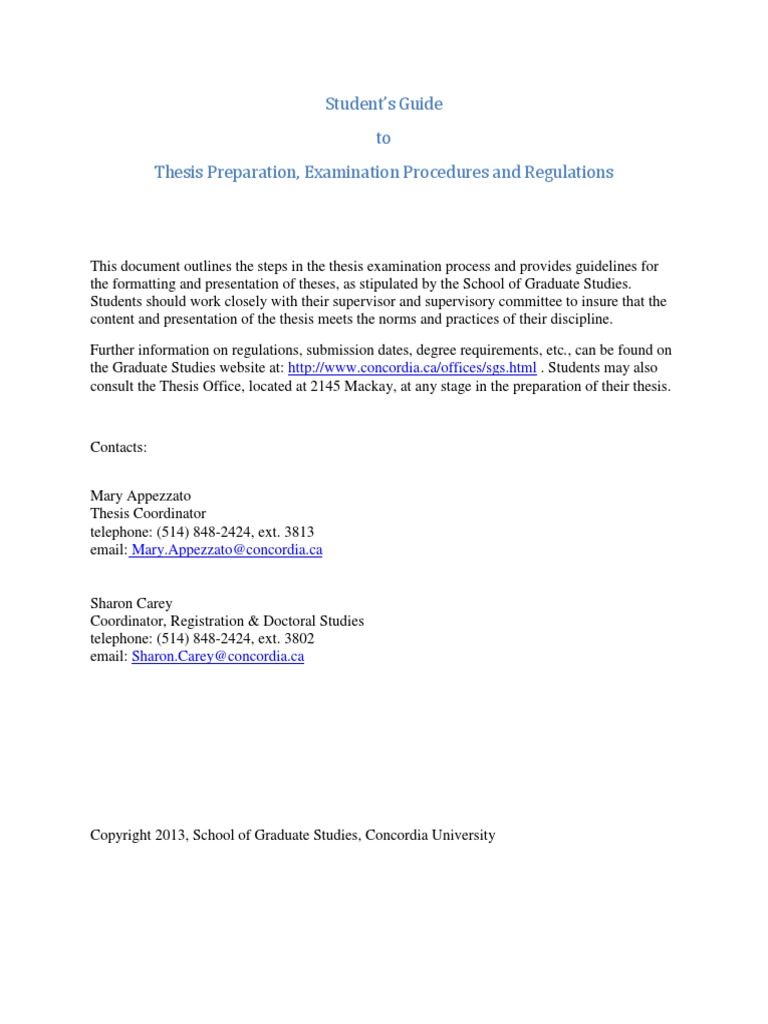 Theses - Hardware Verification Group - Concordia University - Montreal, Quebec, Canada