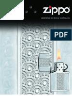 2005/2006 Zippo Lighter Choice Catalog