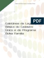 Coletânea da Legislação Básica