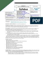 11.Sprg DFTG-1305Syllabus-79007 2nd Start