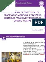 5. Ing. Percy Ramos - Optimización de USD en forros de molinos de mineral.pdf