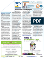 Pharmacy Daily for Fri 26 Aug 2016 - Remuneration survey open, New MedAdvisor NDSS tool, Mayne profit jumps 379%, Events Calendar and much more