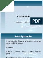 Aula 2008 6 - Precipitação v1