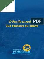 Programa de Governo Priscila Krause