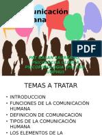 Comunicación Humana Psicofisiologia