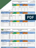 Calendario de Cultivos