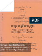 Kern des Buddhadhamma