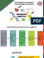 Ingenieria Genetica/Eugenesia