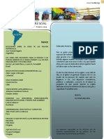 Newsletter RESDAL Enero 2014