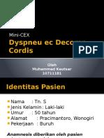 Mini CEX - Dr. Titik Susilowati, Sp.pd