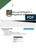 Manual PP EZTag CE Con EXplorist