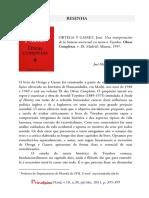 Resenha - Ortega y Gasset - Toynbee.pdf