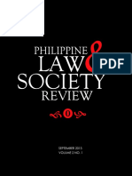 Plsr Vol2 Issue1 Final