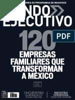 120 Empresas Que Lideran en México, Mundo Ejecutivo Editado