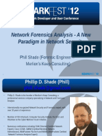 MB-7 Network Forensics Analysis-A Hands-On Look