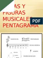 Notas y Figuras Musicales