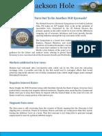 Federal Reserves Economic Symposium