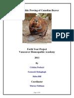 Beaver Proving.pdf