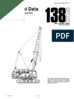 80 MT Crawler Crane