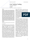 Repair Process for Turbine Casting