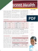 Fact Sheets Indonasia AHD 07