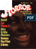 World of Horror 008 (1972)