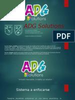 ADG Solutions Presentation