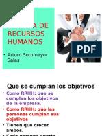 3. Sistema de Recursos Humanos