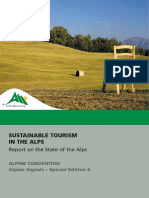 SUSTAINABLE TOURISM IN THE ALPS