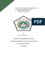 Askeb Gsr ( Kista Ovarium )