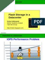 Technologia Flash (SSD) w Data Center. Autor