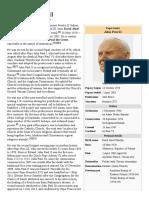 Pope John Paul II - Wikipedia, The Free Encyclopedia