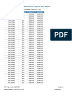 D589SC00001 Subject Alert Report 31Aug2015 0128