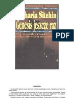 Zecharia Sitchin - Genesis Jeszcze Raz