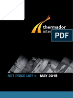 Thermador International 2015