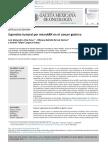CANCER GASTRICO CONSIDERACIONES