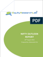 Nifty Report 26 August Equity Research Lab