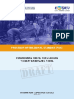 3. DRAFT POS Penyusunan Profil Tk Kota