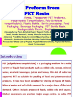 PET Preform from PET Resin, Clear PET Preforms, Transparent PET Preforms, Polyethylene terephthalate, Poly (ethylene terephthalate), Plastic Bottle, Bottle processing, Food Packaging, Beverage Packaging, PET Bottle Resin, Biodegradable Plastic, Bioplastic, Manufacturing Plant, Detailed Project Report, Profile, Business Plan, Industry Trends, Market Research, Survey, Manufacturing Process, Machinery, Raw Materials, Feasibility Study, Investment Opportunities, Cost and Revenue, Plant Economics, Production Schedule, Working Capital Requirement, Plant Layout, Process Flow Sheet, Cost of Project, Projected Balance Sheets, Profitability Ratios, Break Even Analysis