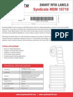 Syndicate RFID Mount on Metal 10719