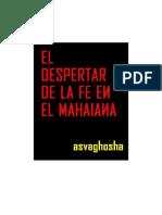 Asvaghosha - El Despertar de La Fe en El Mahayana