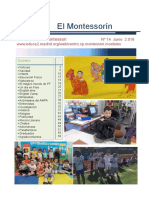 El Montessori n 2016