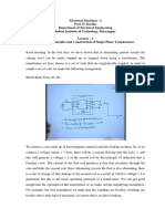1 ph xmer analysis