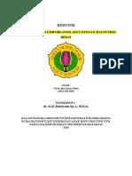 Laporan Kasus Dr. Dewi